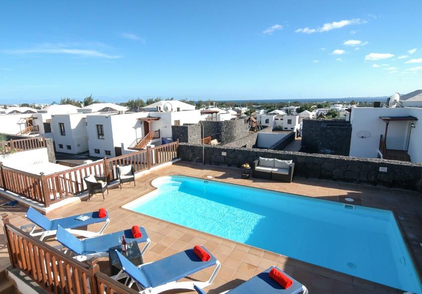 Villa LVC202786 Sea views from balcony