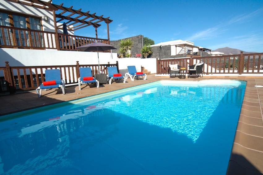Villa LVC202786 4 Bedroom villa Playa Blanca