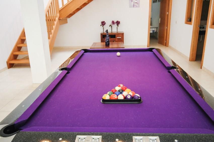 Villa LVC202786 Pool table