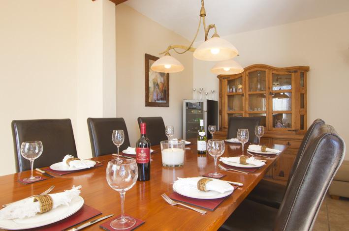 Villa LVC211088 Dining area