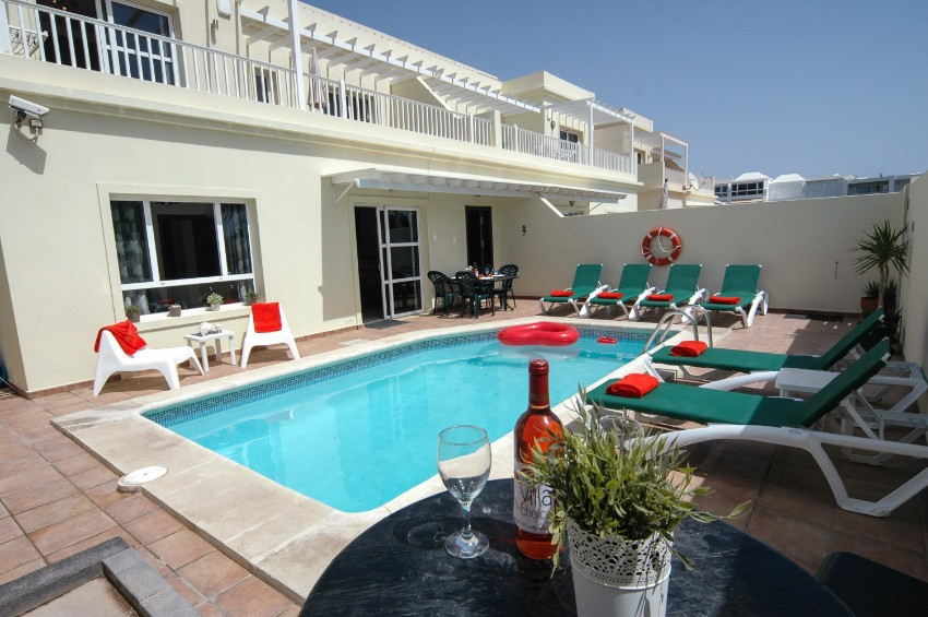 LVC211964 Villa with 4 bedrooms in Costa Teguise