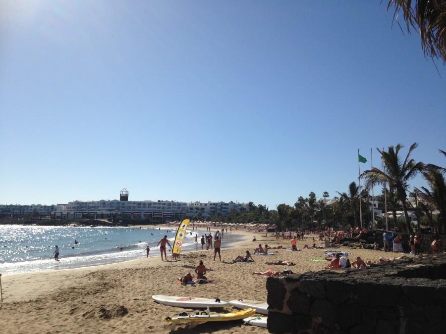 LVC211964 Las Cucharas Beach