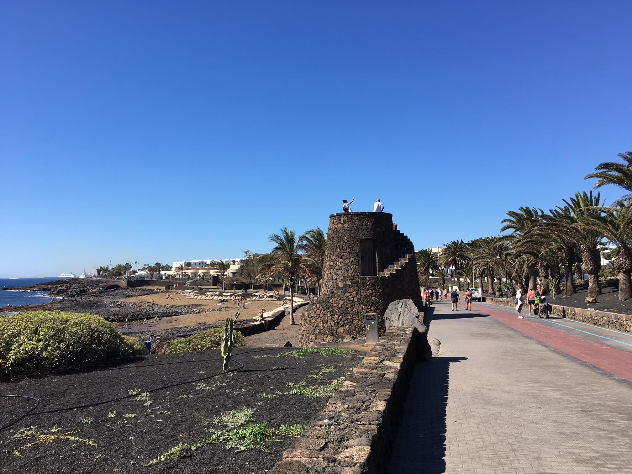 LVC215921 Playa Bastian Beach and promenade