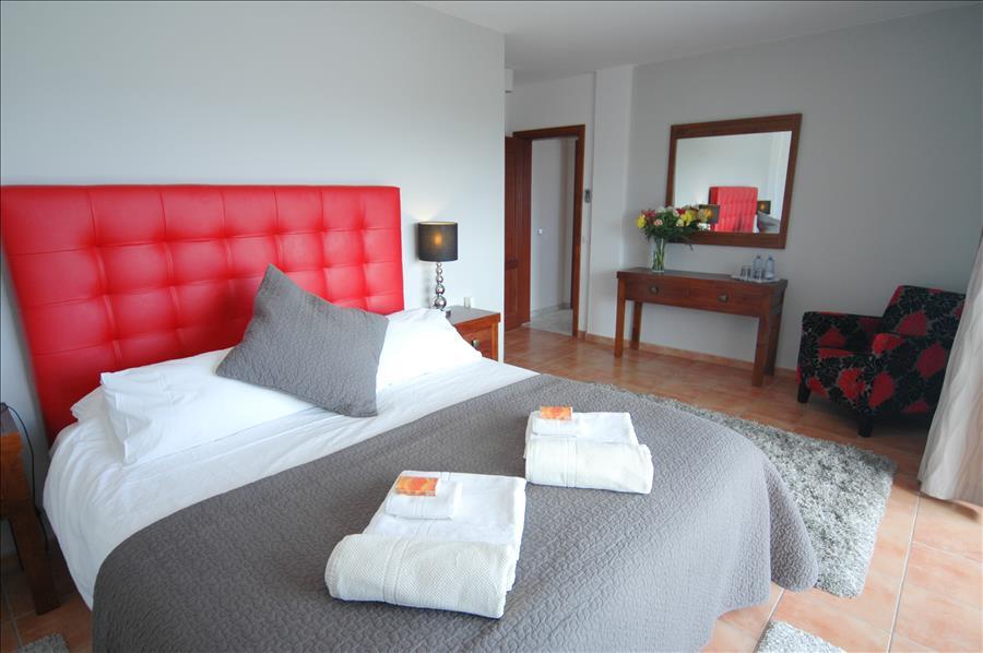 Villa LVC216123 Double bedroom with terrace