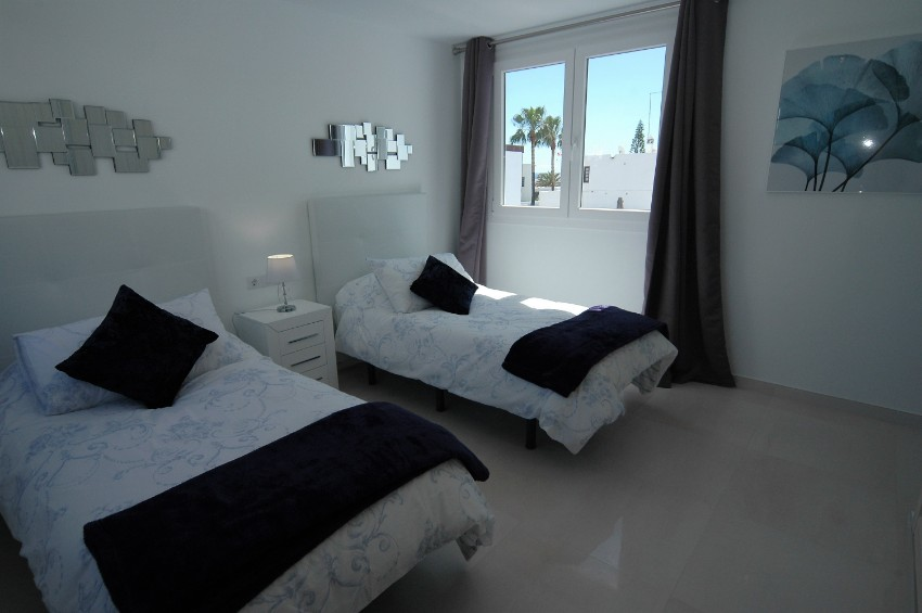 Villa LVC222099 - Upstairs twin bedroom