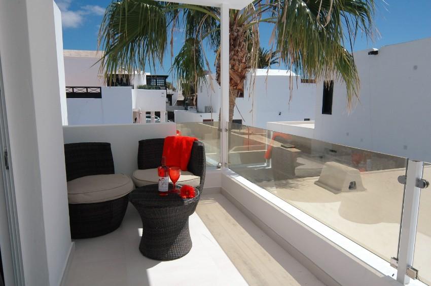 Villa LVC222099 - Balcony off of upstairs bedroom