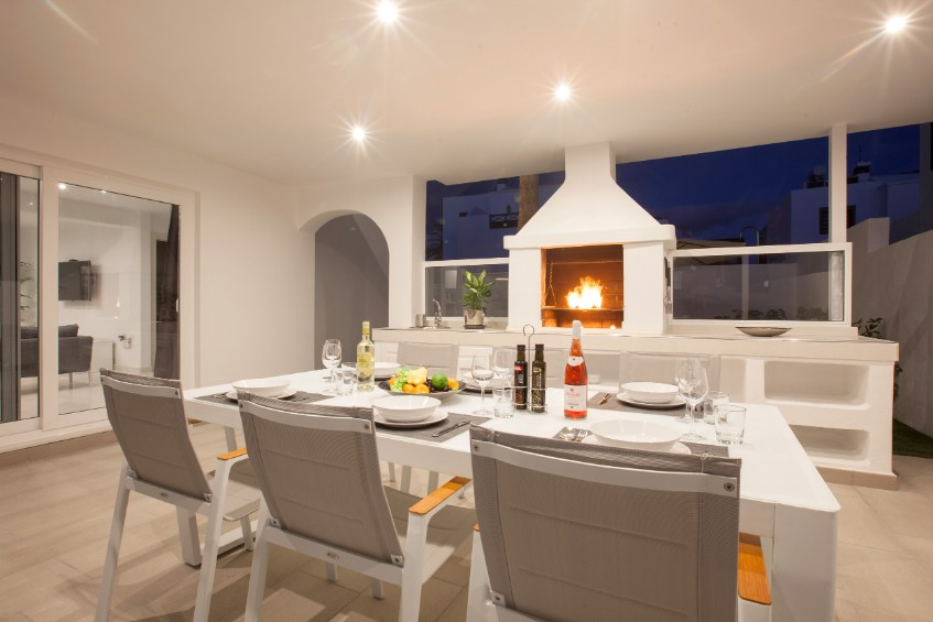 Villa LVC222099 - Outdoor dining and BBQ