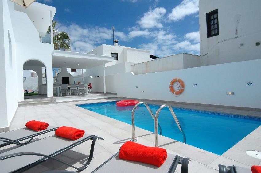 Villa LVC222099 - Holiday villa in central Puerto del Carmen with private pool