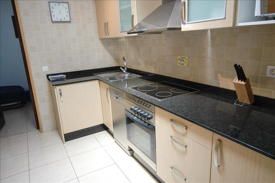 LVC227773  Villa kitchen for self catering