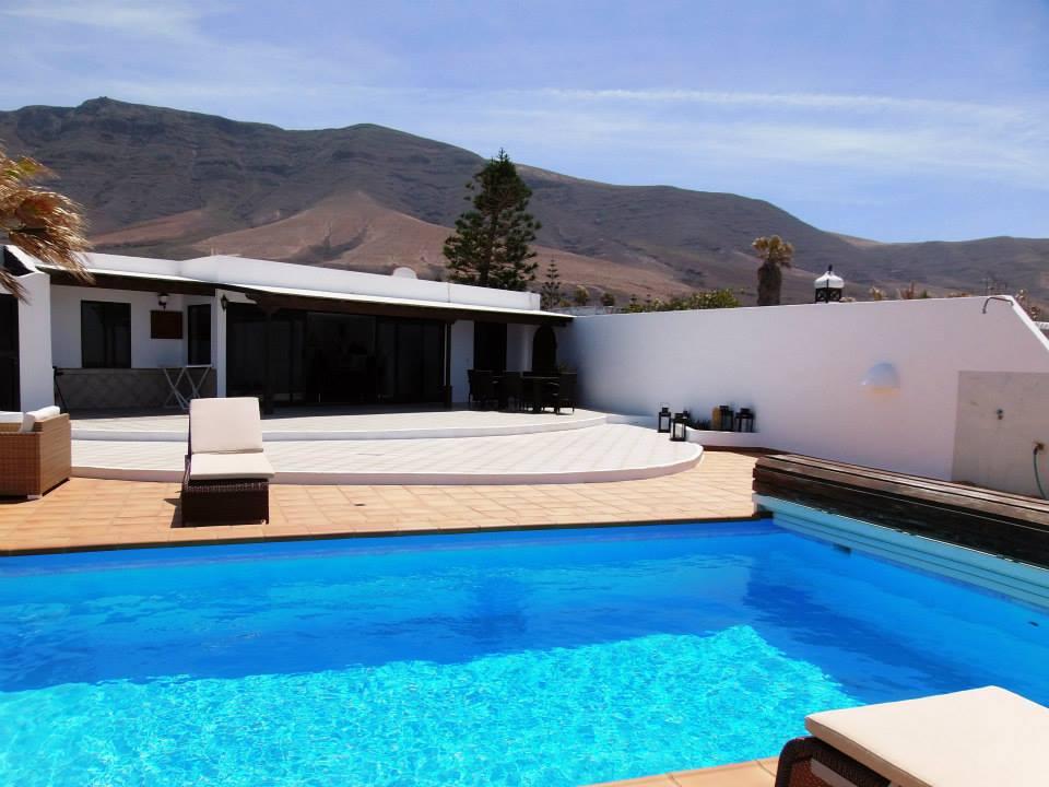 Villa LVC233671 Famara holiday villa