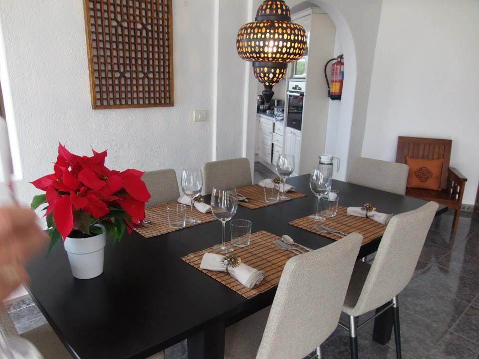 Villa LVC233671 Dining table