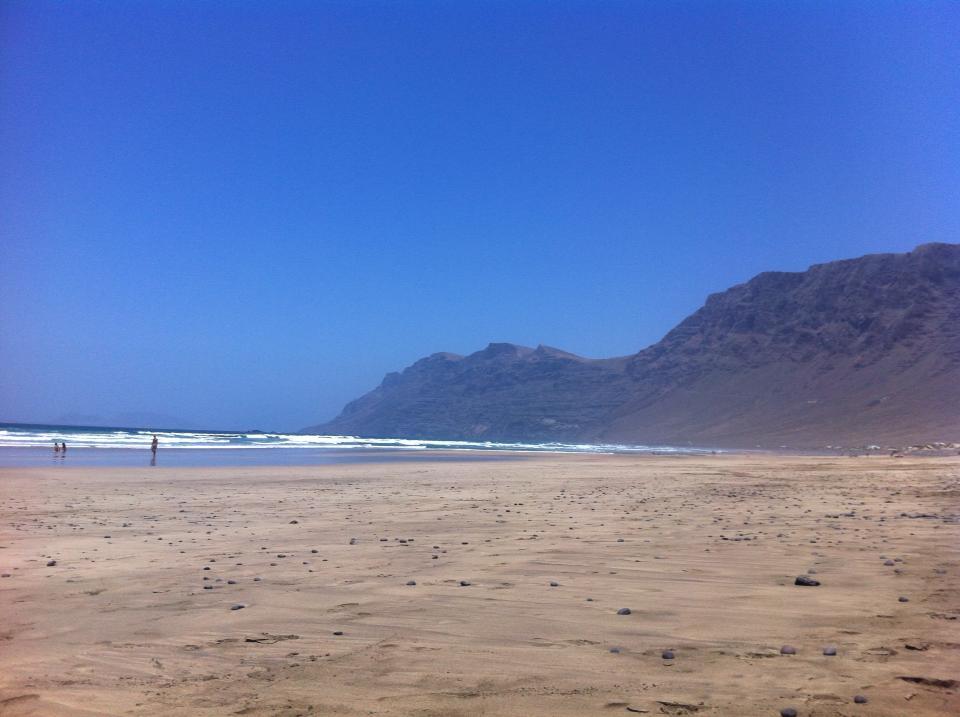Villa LVC233671 Famara beach