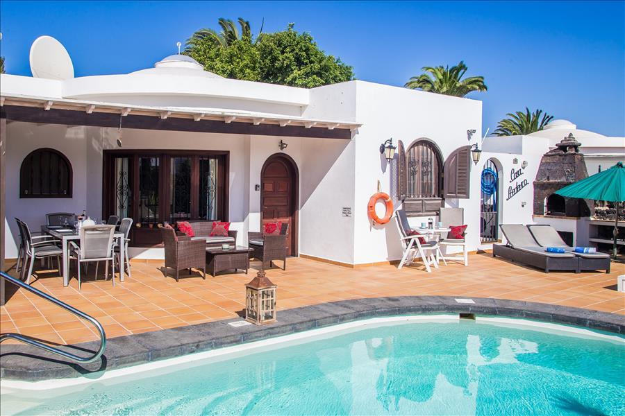 Villa LVC234311 3 bedroom villa in Puerto del Carmen