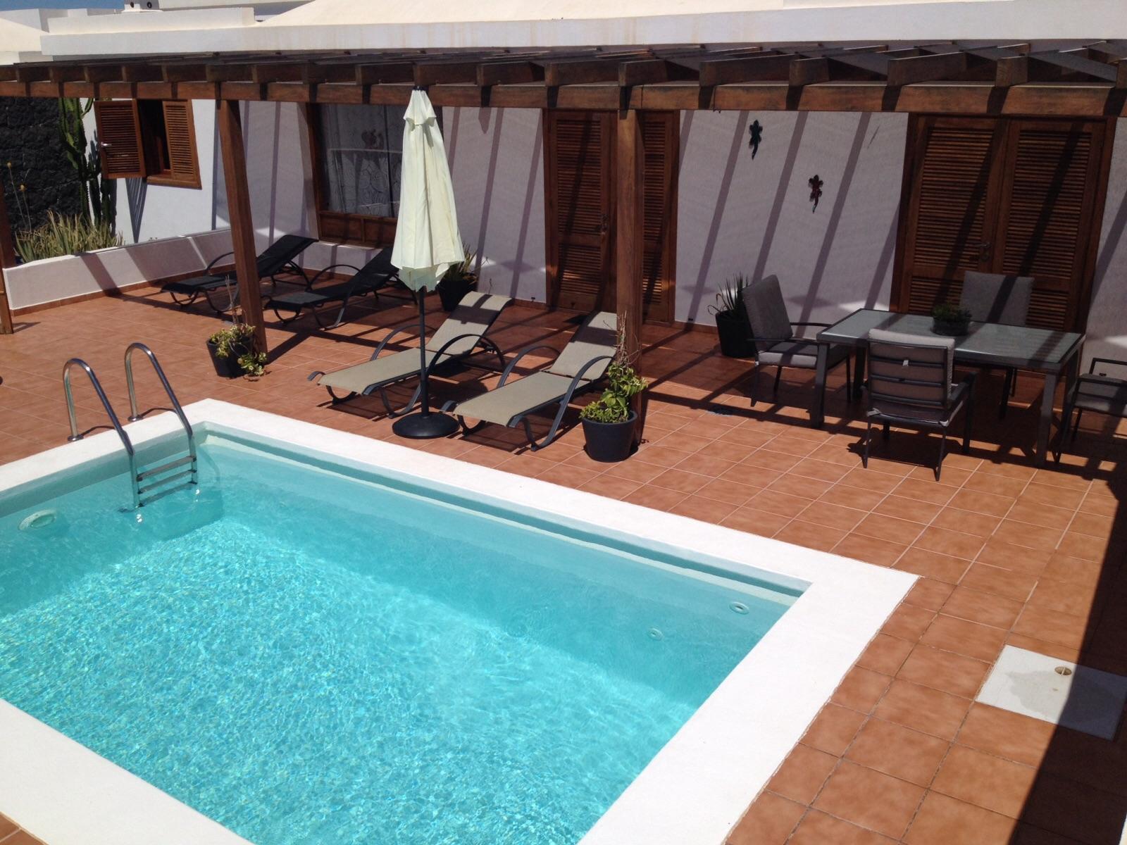 LVC247306 Villa with 3 bedrooms in Playa Blanca