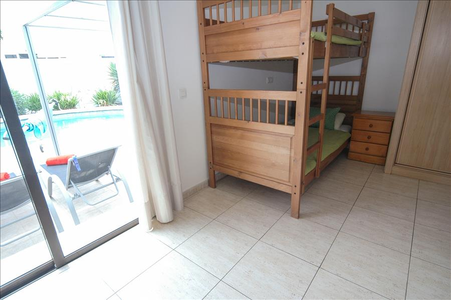 Villa LVC248335 Bedroom with bunk beds