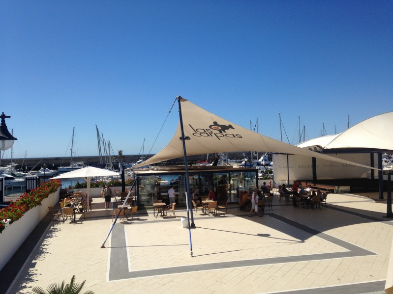 Puerto Calero Marina - Cafe Bar