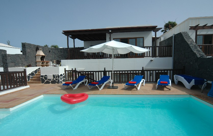 Villa LVC257974 Lanzarote Villa in Playa Blanca