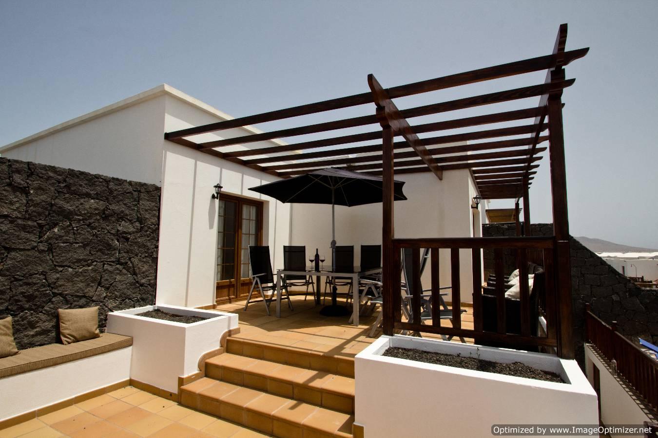 Villa LVC257974 Terrace for dining al fresco