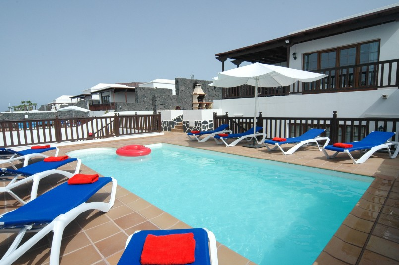 Villa LVC257974 5 bedroom  Lanzarote Villa
