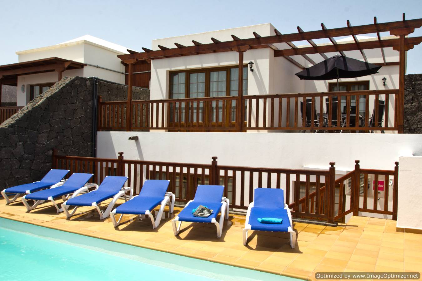 Villa LVC258776 5 bedroom villa in Playa Blanca for holiday rental