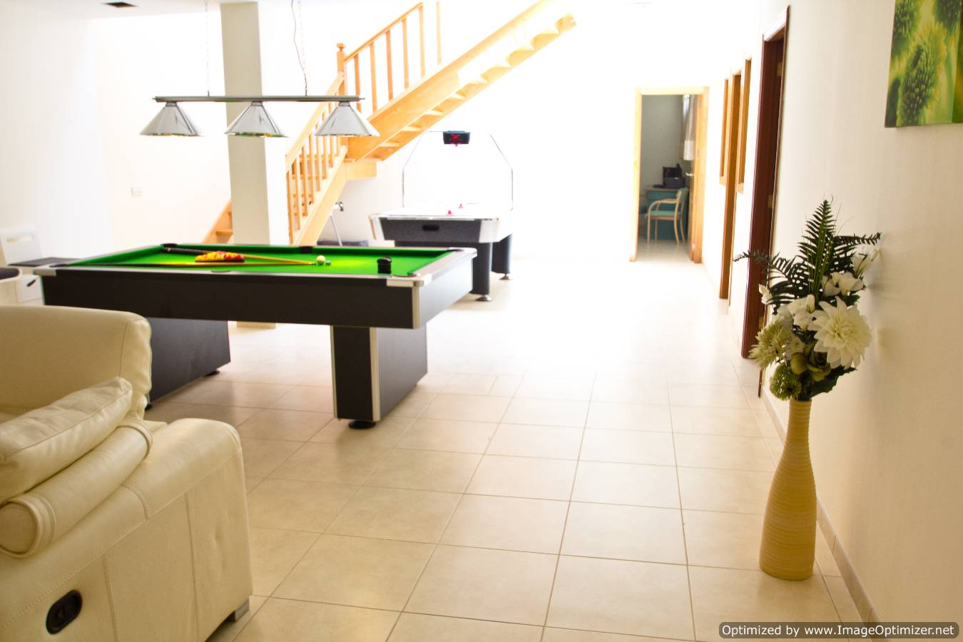 Villa LVC258776 Pool table