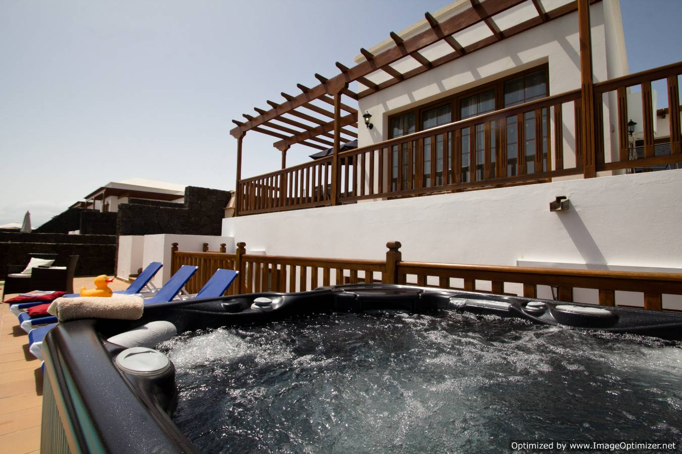 LVC258859 Villa with hot tub in Playa Blanca