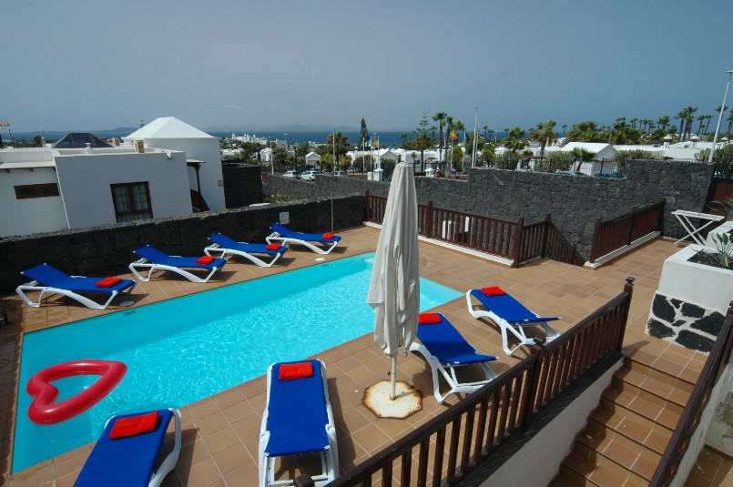 LVC261708 Playa Blanca villa for holiday rental with 5 bedrooms
