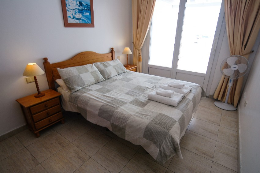 Villa LVC265759 Bedroom with double bed