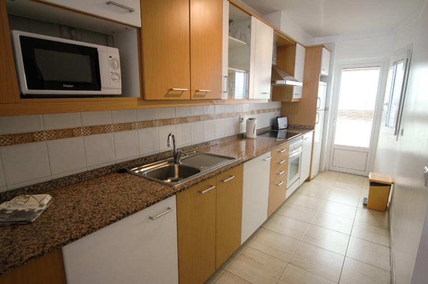 Villa LVC265759 self catering kitchen