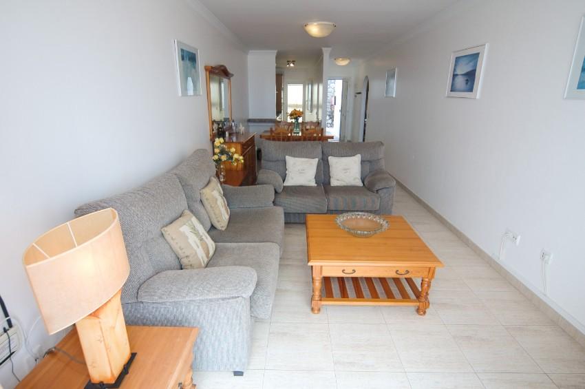 Villa LVC265759 open plan living and dining room