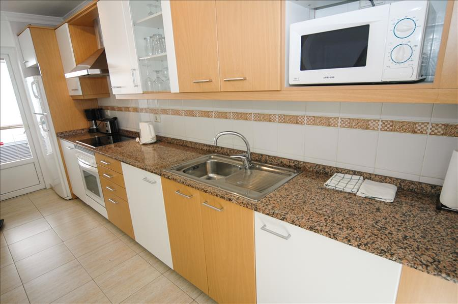 Villa LVC265761 Self catering kitchen