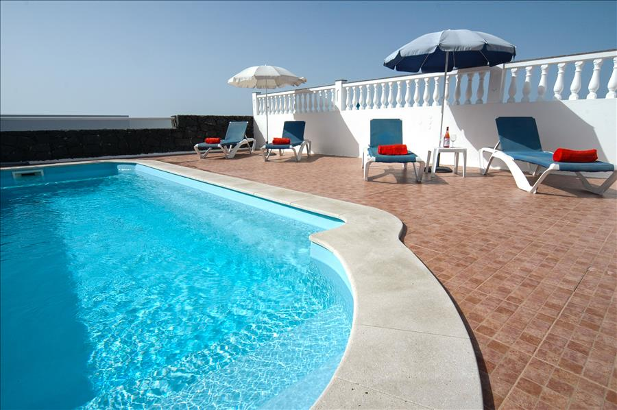 Villa LVC265761 Relax around your own private, heated pool
