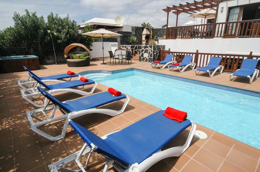 Villa LVC267899 Playa Blanca Villa for holiday rental