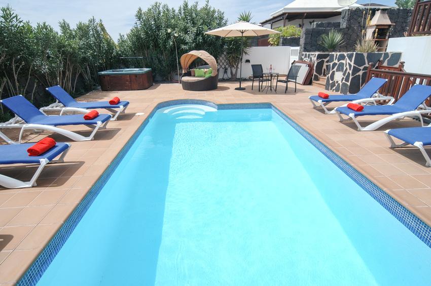 Villa LVC267899 Lanzarote Villa in Playa Blanca