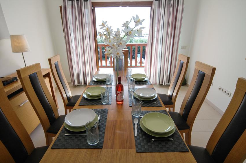 Villa LVC267899 Dining room for evening meals