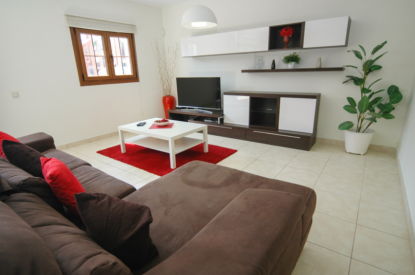 Villa LVC267899 Lounge with satellite TV