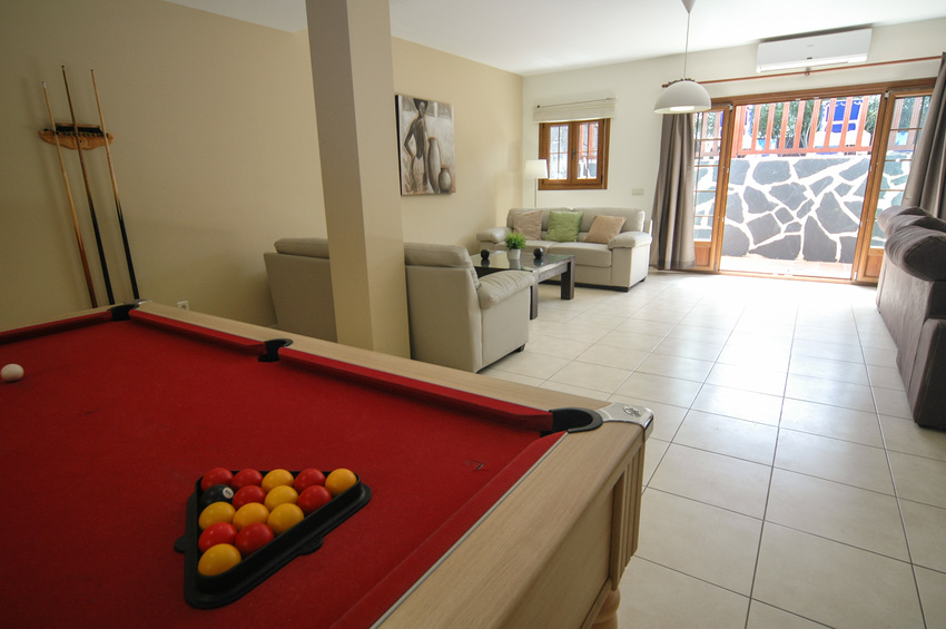 Villa LVC267899 Pool table in Playa Blanca villa