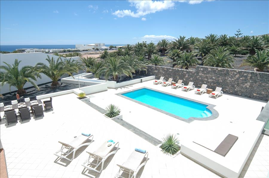 Villa LVC268839 6 bedroom villa Puerto Calero for holiday rental