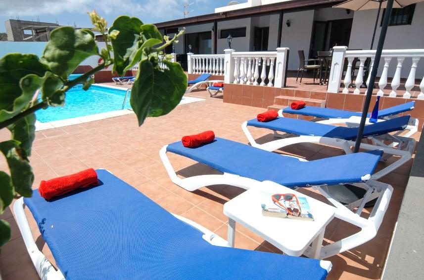 Villa LVC269311 Sunbeds for relaxing