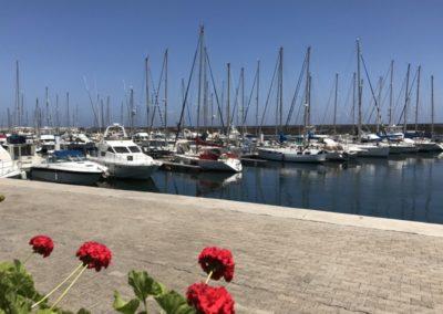 Puerto Calero Yachts