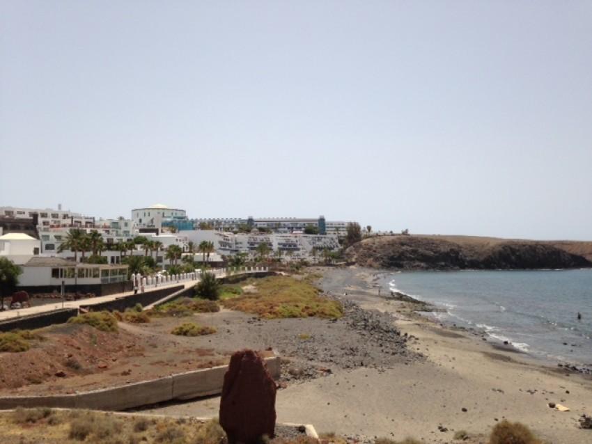 LVC289057 Natural Beach of Las Coloradas