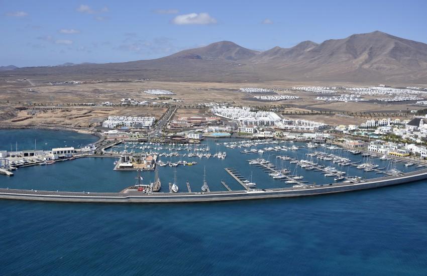 LVC289057 Aerial View of Marina Rubicon