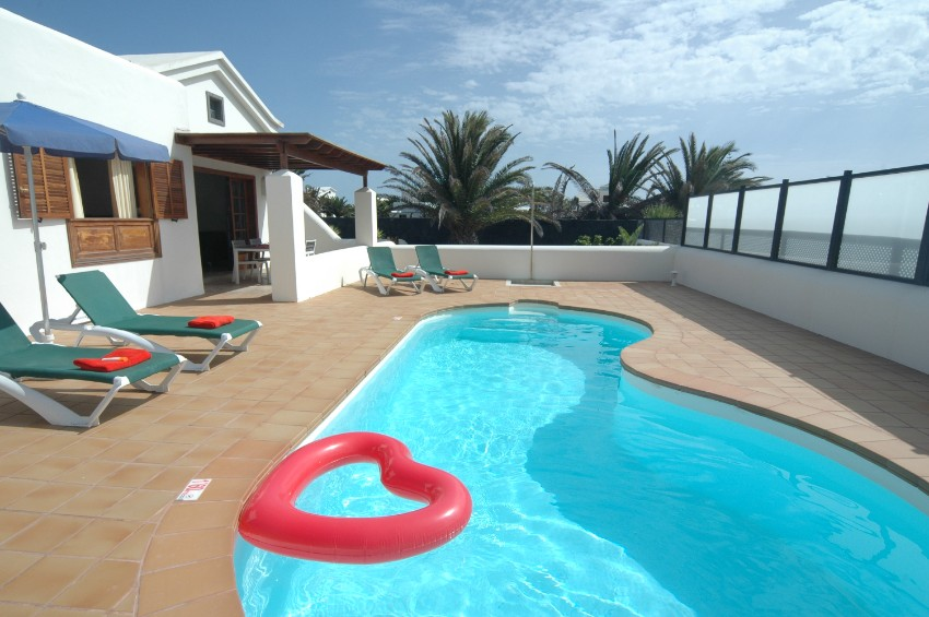 Villa LVC291370 Playa Blanca villa