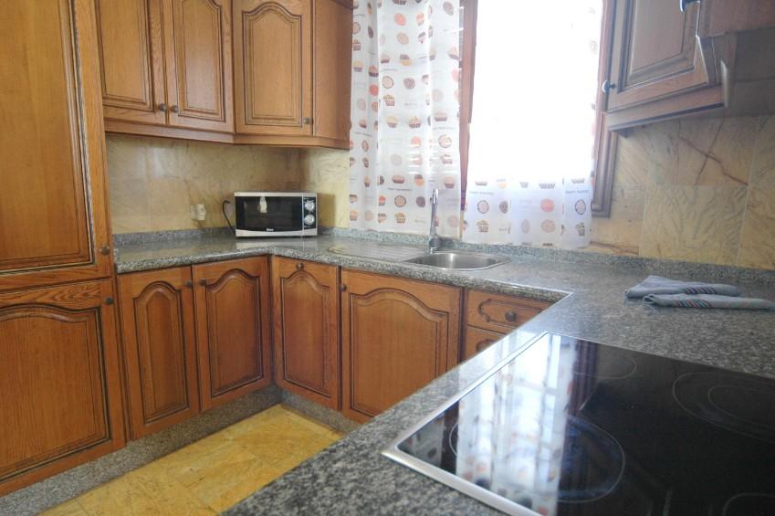 Villa LVC291370 Rustic style kitchen