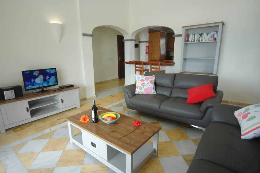 Villa LVC291370 Lounge with comfortable seating and TV