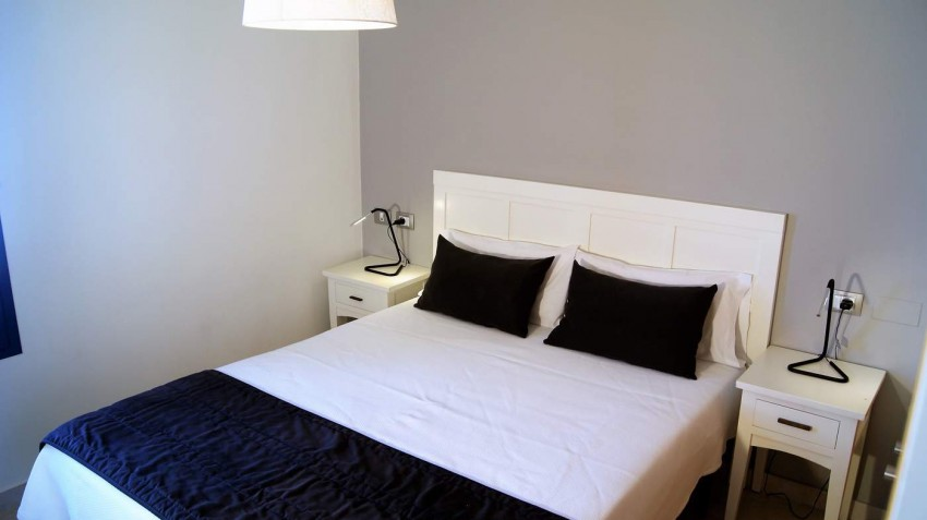 Villa LVC292215 Bedroom with double bed