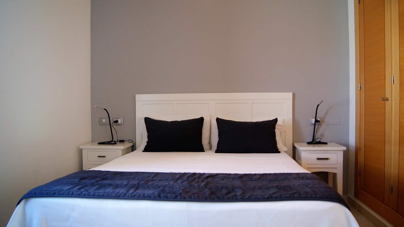 Villa LVC292275 Bedroom with double bed