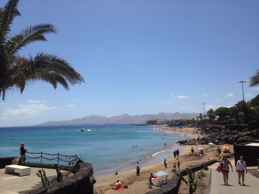 Puerto del Carmen beaches