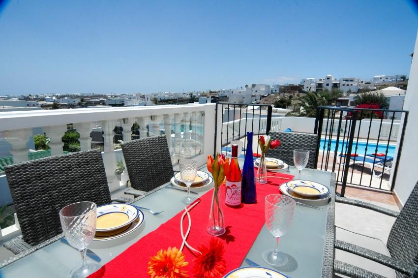 Villa LVC299791 Gated terrace
