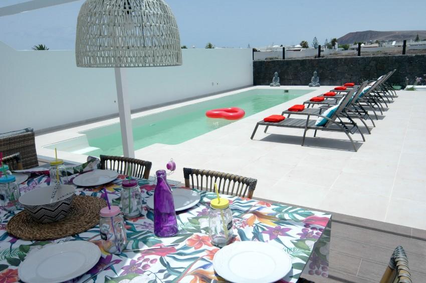 Villa LVC304465 Lanzarote Villa with private pool